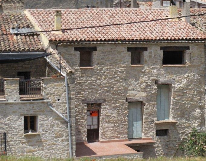 Casa de pueblo en venta en conesa ref 3074 buscomasia - Venta casas pueblo baratas ...